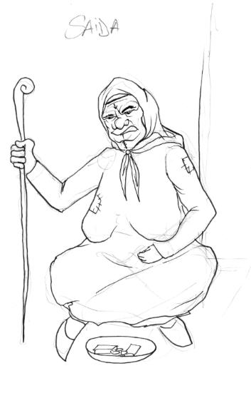 Saida Bent L3aouja