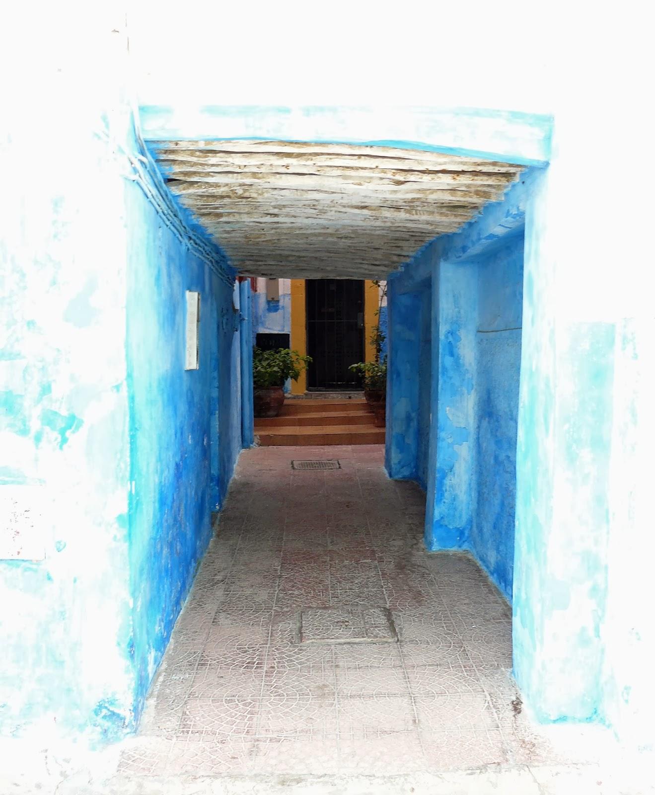 porte maison oudayas
