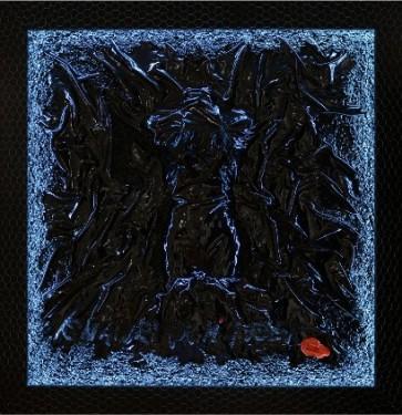 005 oppREssion Bas-relief 145 x 145 cm Radia BIAZ LAHLOU